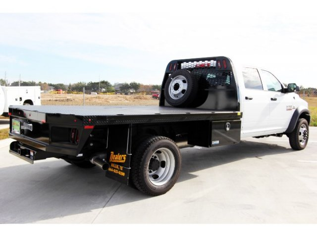 2018 Ram 5500 Crew Cab DRW 4x4,  Knapheide Platform Body #JG321354 - photo 2