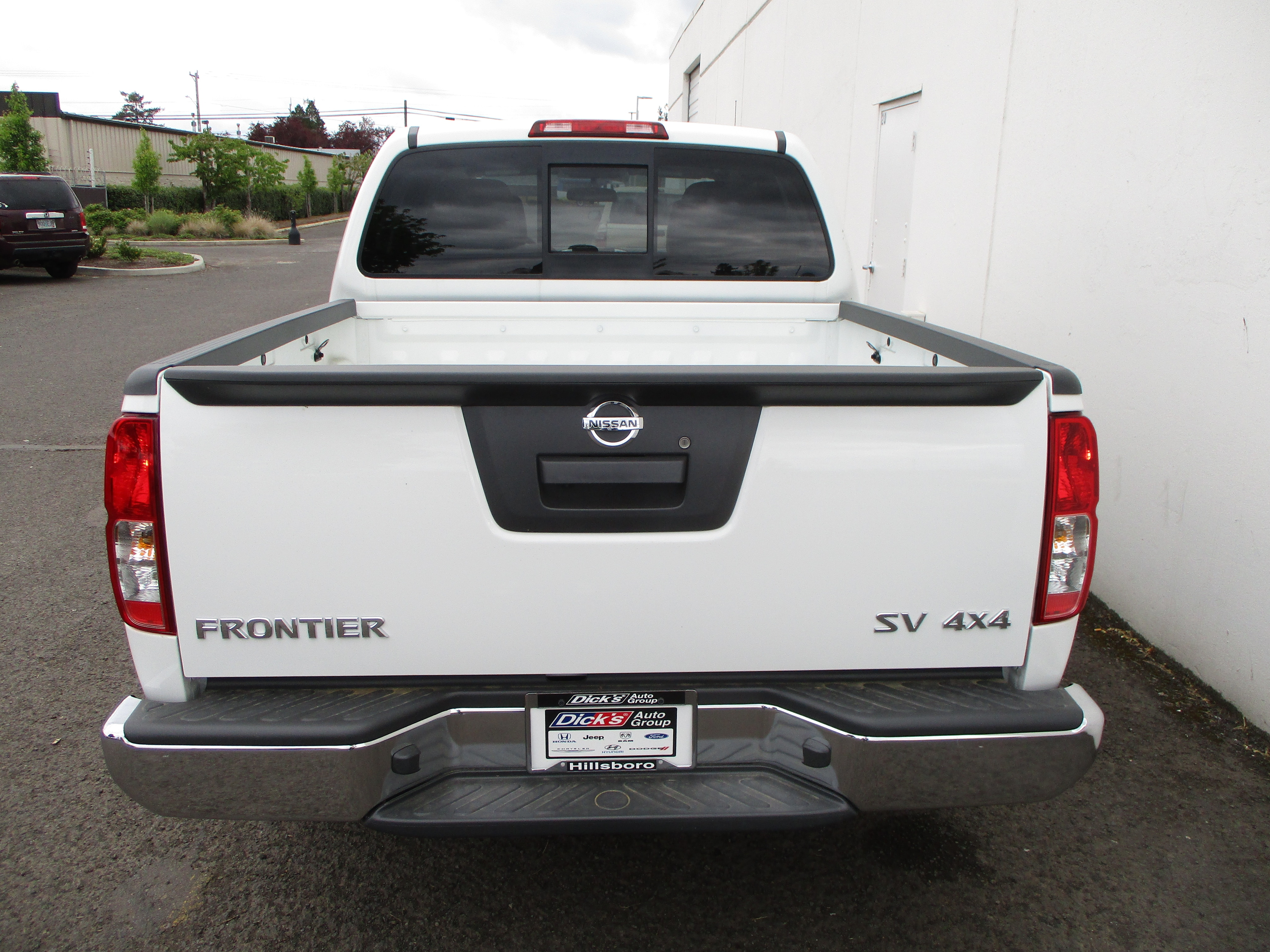 2018 Frontier Crew Cab,  Pickup #8N0053 - photo 2