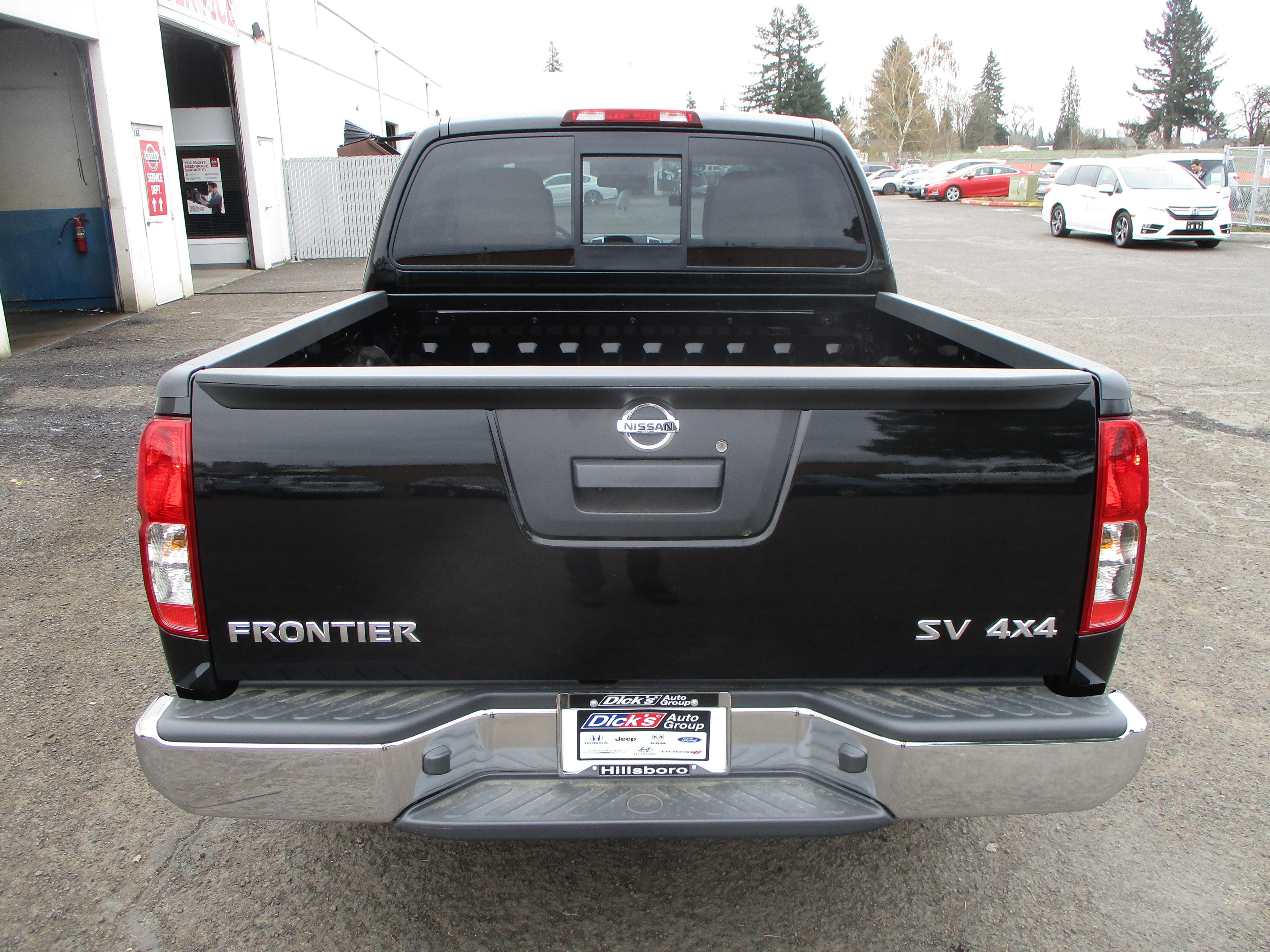 2018 Frontier Crew Cab,  Pickup #8N0054 - photo 2