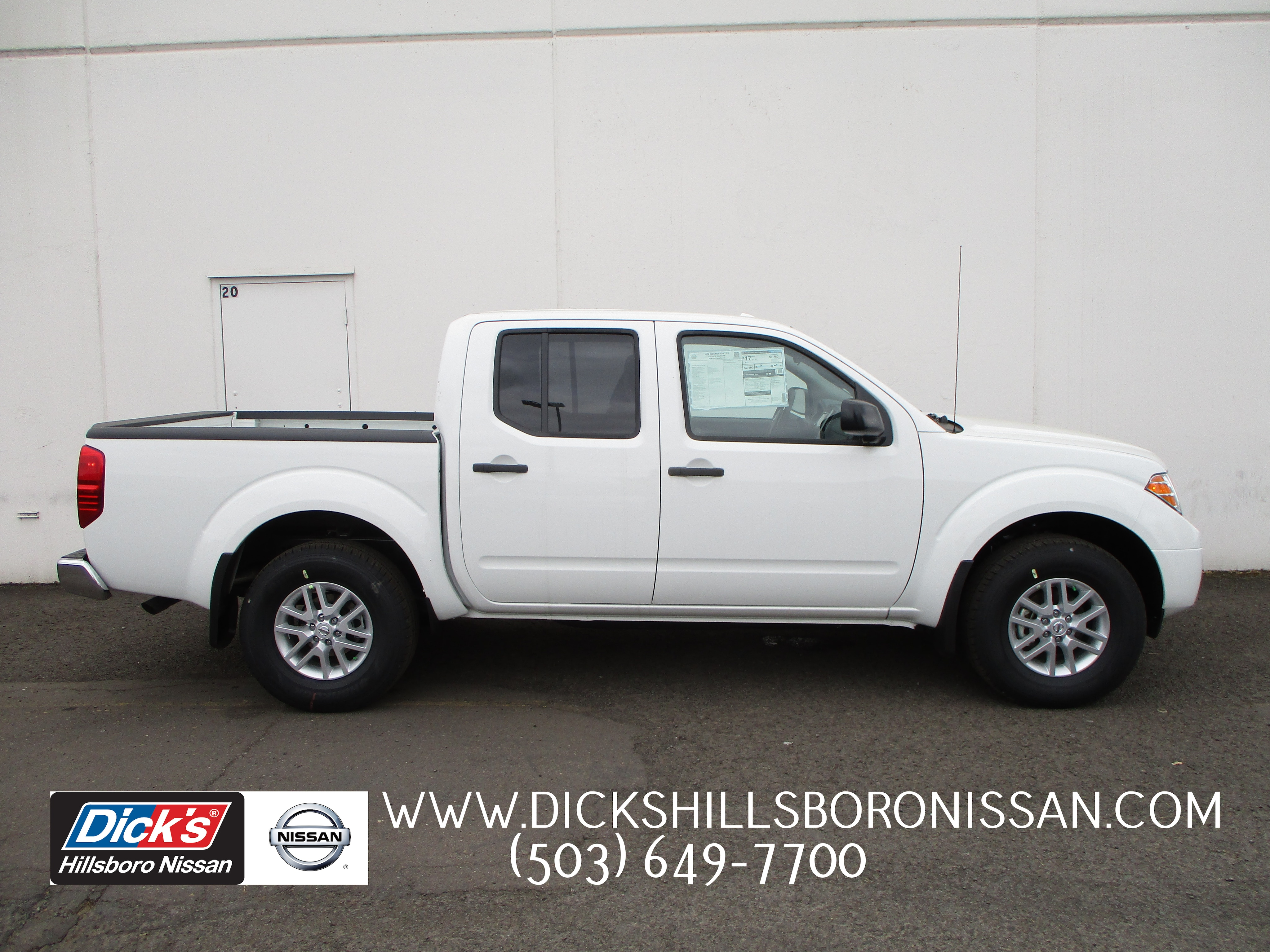 2018 Frontier Crew Cab,  Pickup #8N0084 - photo 1