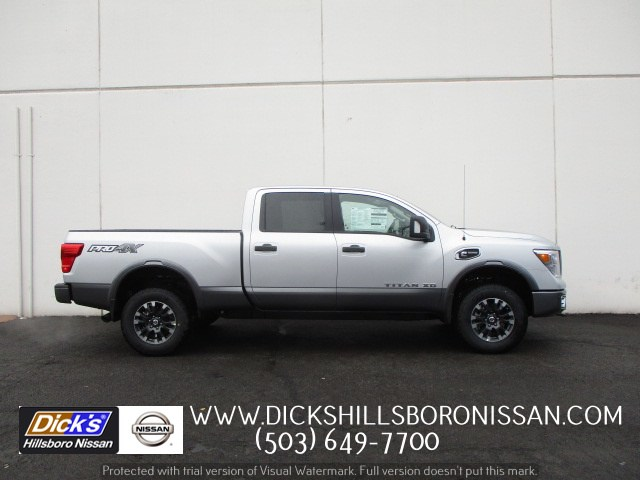2019 Titan Crew Cab,  Pickup #9N0003 - photo 1
