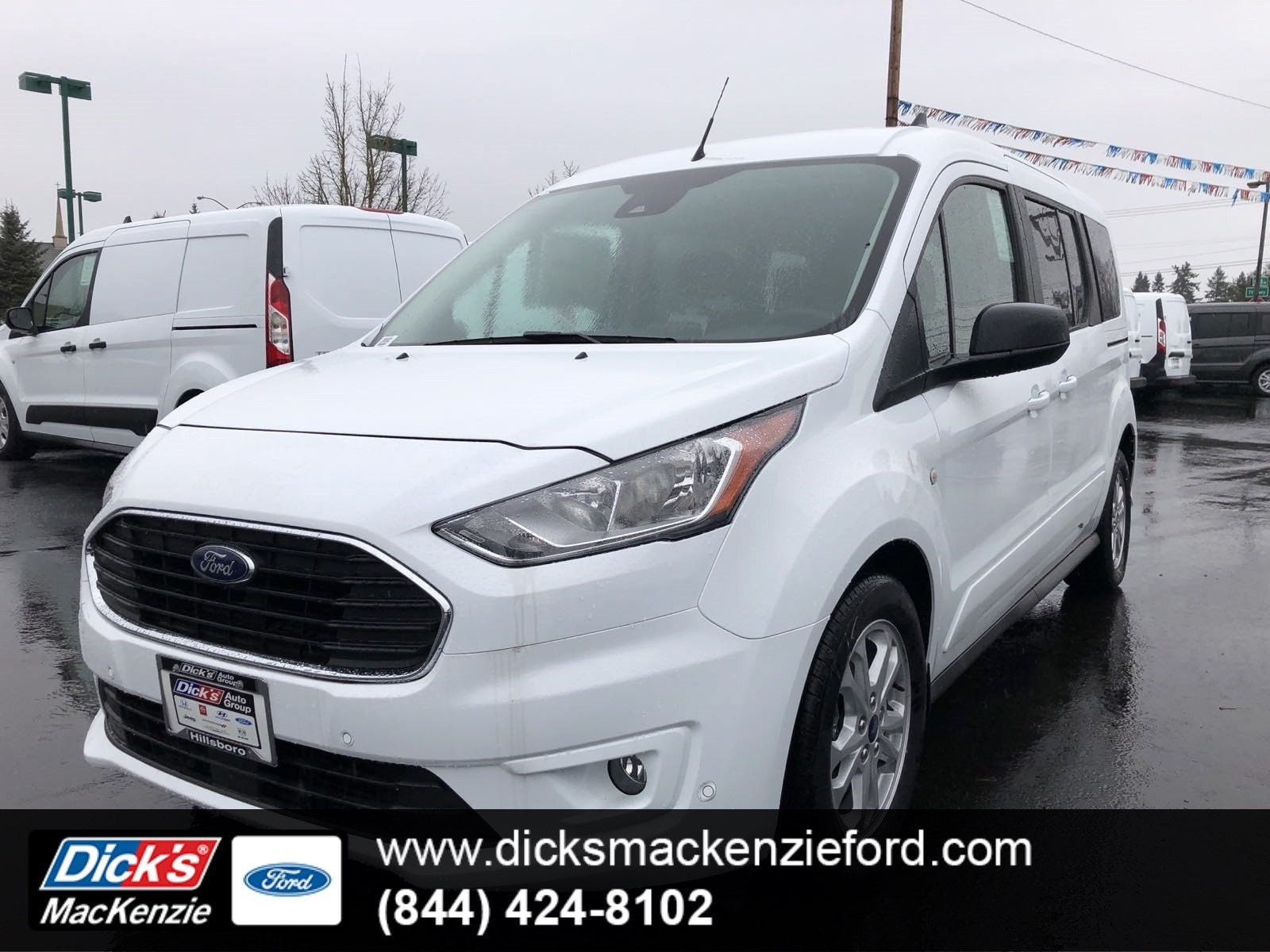 2020 Ford Transit Connect, Passenger Wagon #208502 - photo 1