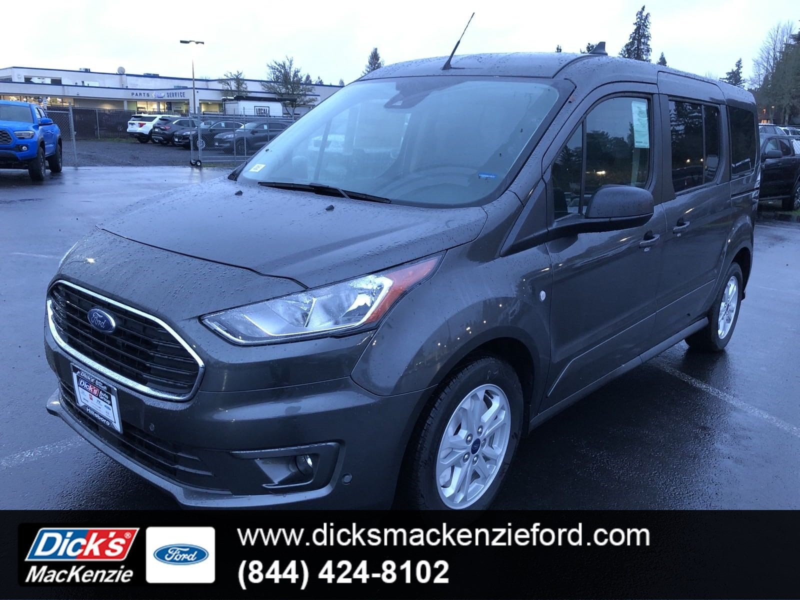 2020 Ford Transit Connect, Passenger Wagon #208503 - photo 1