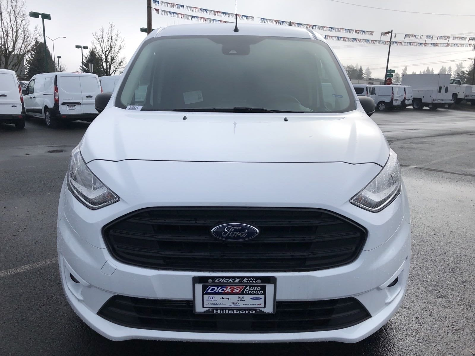 2020 Ford Transit Connect, Empty Cargo Van #208514 - photo 5