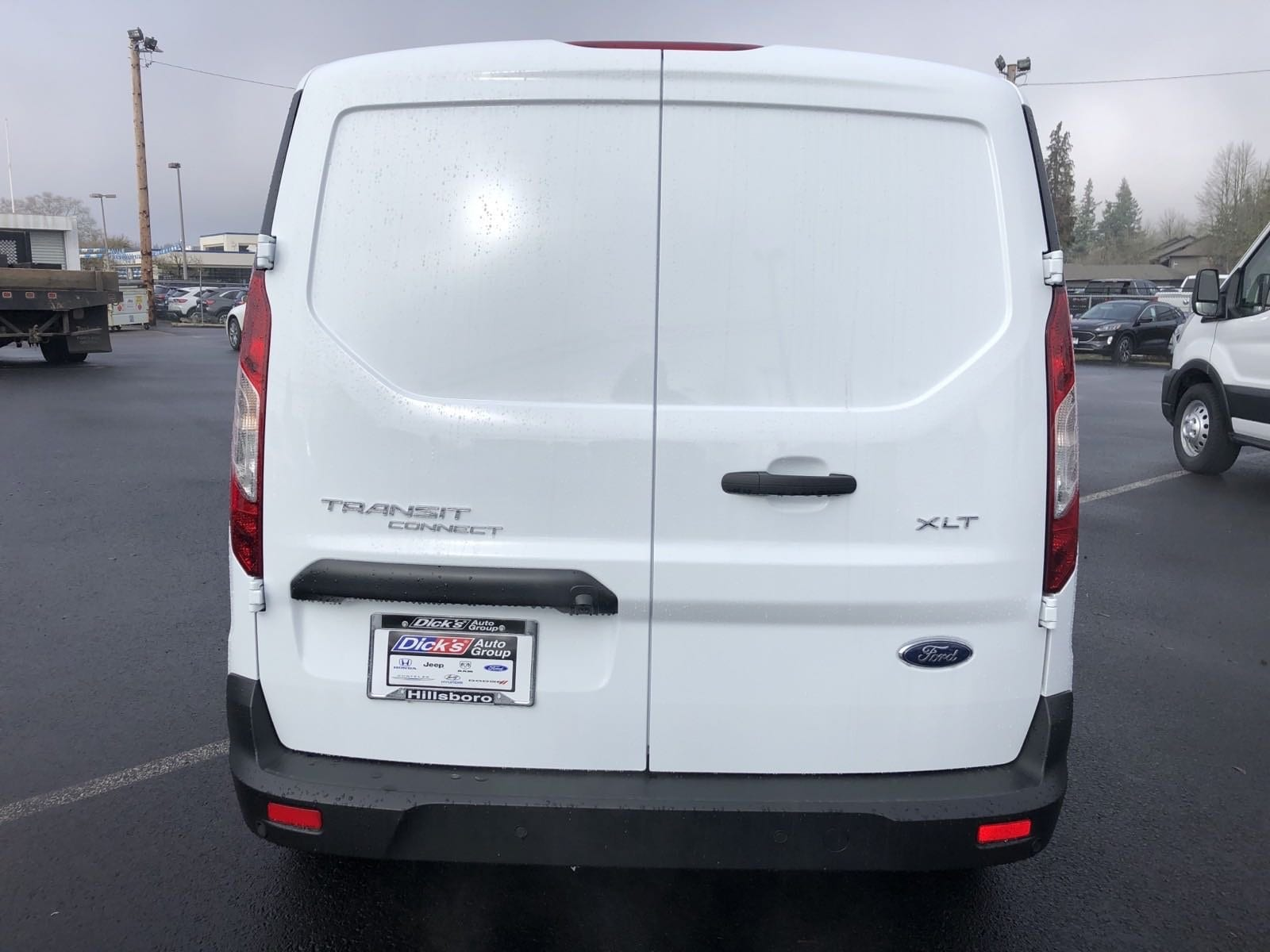 2020 Ford Transit Connect, Empty Cargo Van #208514 - photo 8