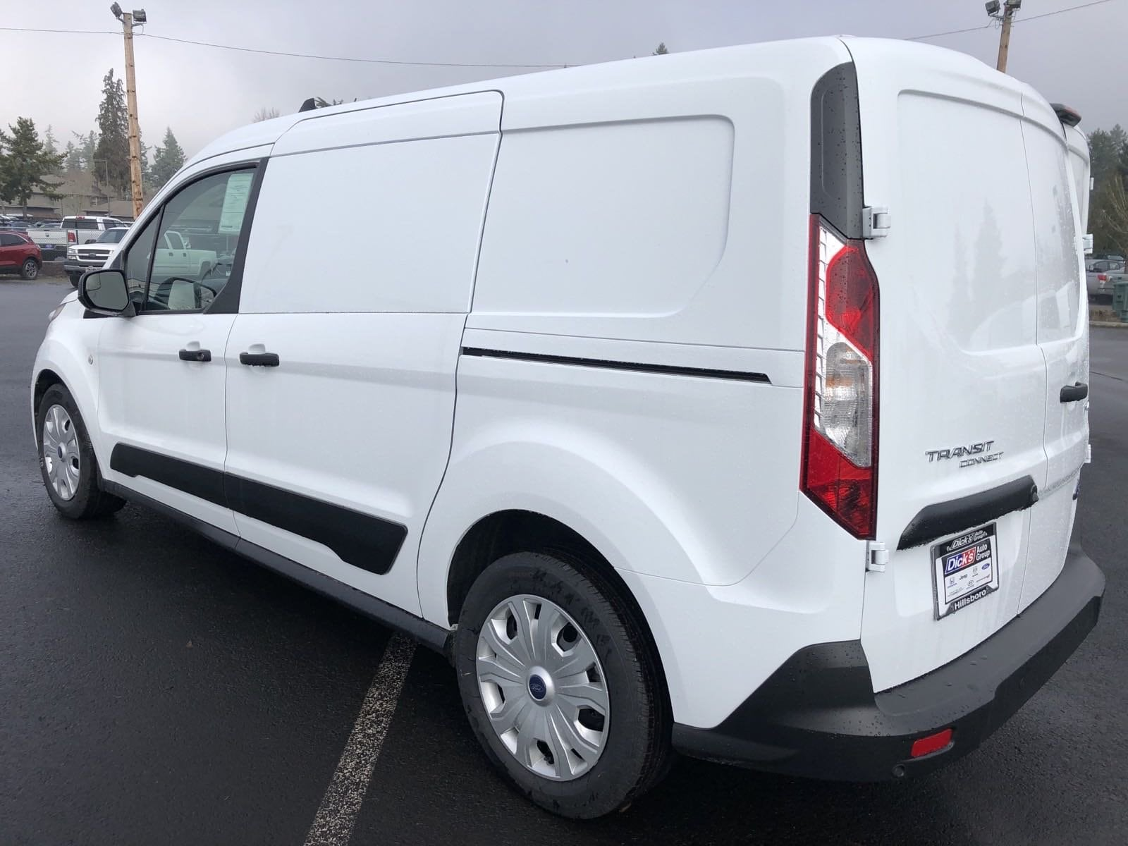 2020 Ford Transit Connect, Empty Cargo Van #208514 - photo 9