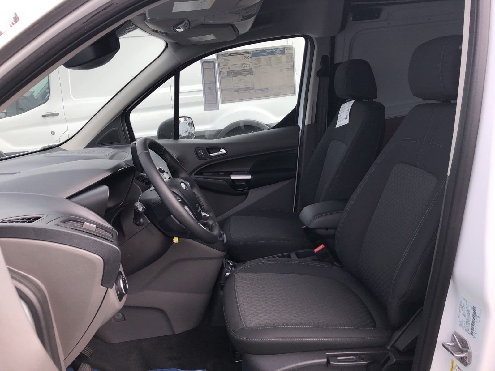 2020 Ford Transit Connect, Empty Cargo Van #208514 - photo 12