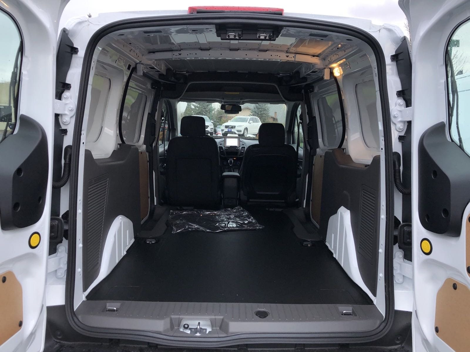 2020 Ford Transit Connect, Empty Cargo Van #208516 - photo 1