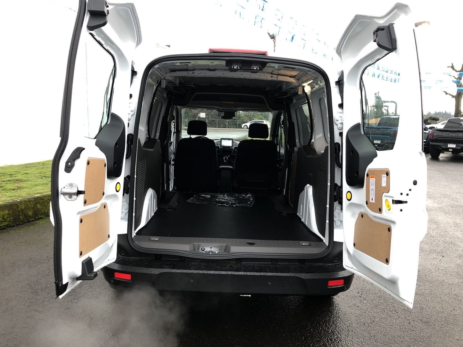 2020 Ford Transit Connect, Empty Cargo Van #208517 - photo 1