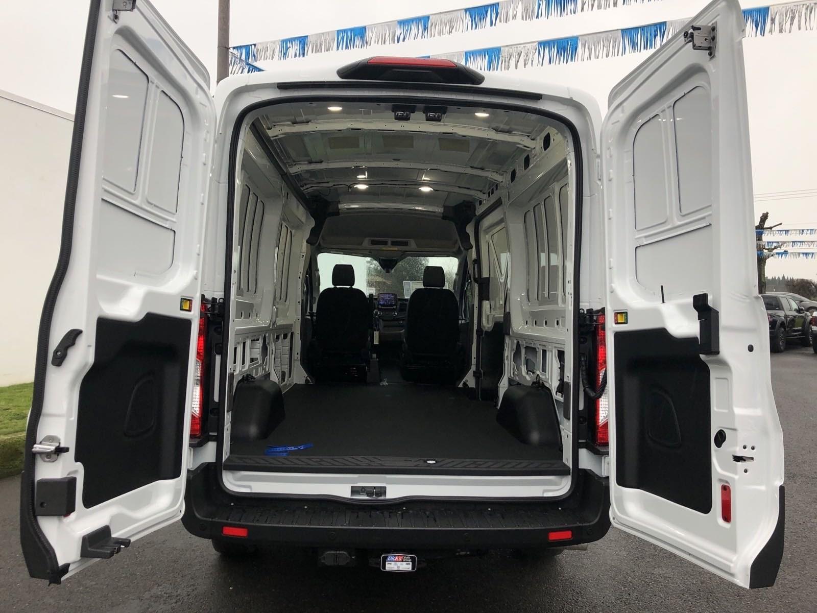 2020 Transit 250 Med Roof RWD, Empty Cargo Van #208522 - photo 1