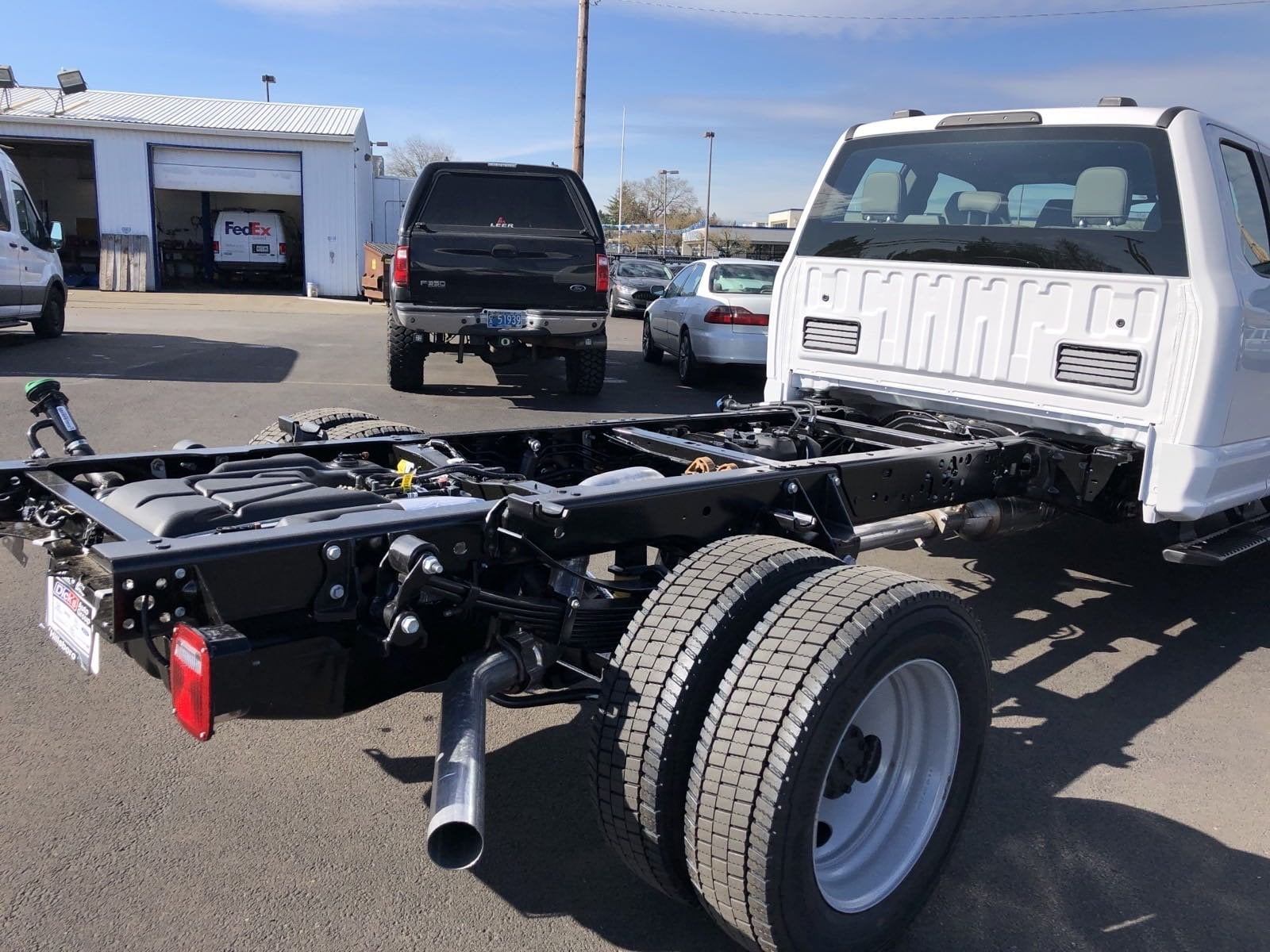 2020 Ford F-550 Super Cab DRW 4x4, Cab Chassis #209363 - photo 1