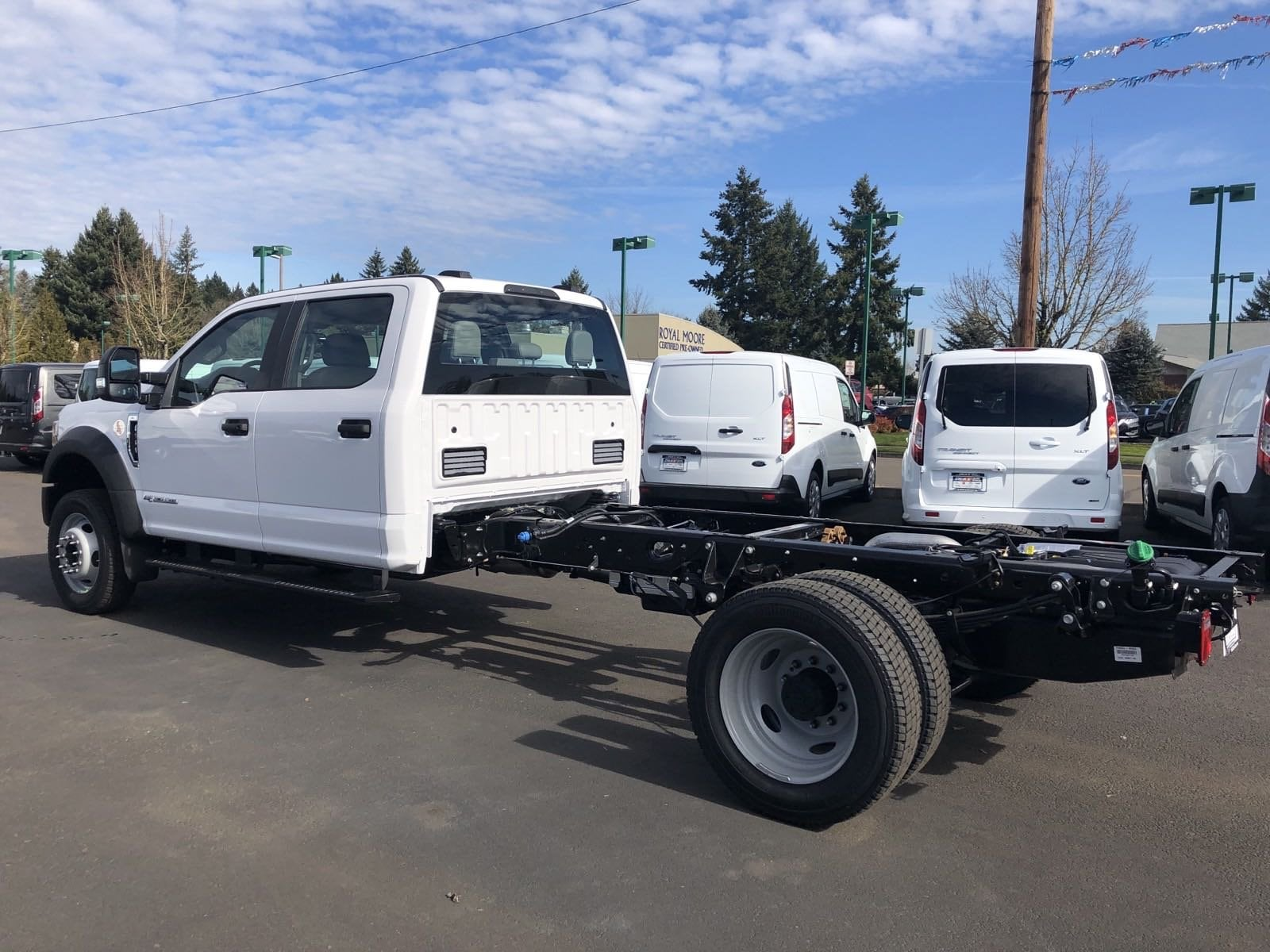 2020 F-550 Crew Cab DRW 4x4, Cab Chassis #209365 - photo 1