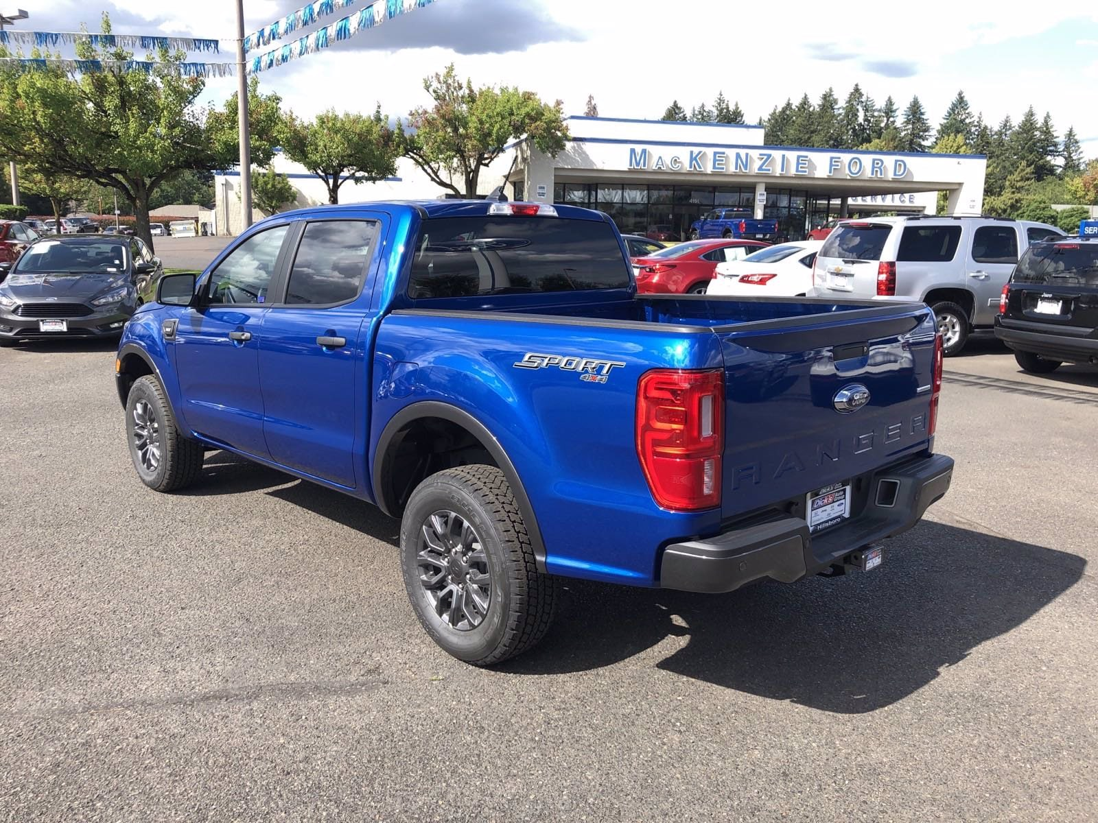 2020 Ford Ranger SuperCrew Cab 4x4, Pickup #209469 - photo 1