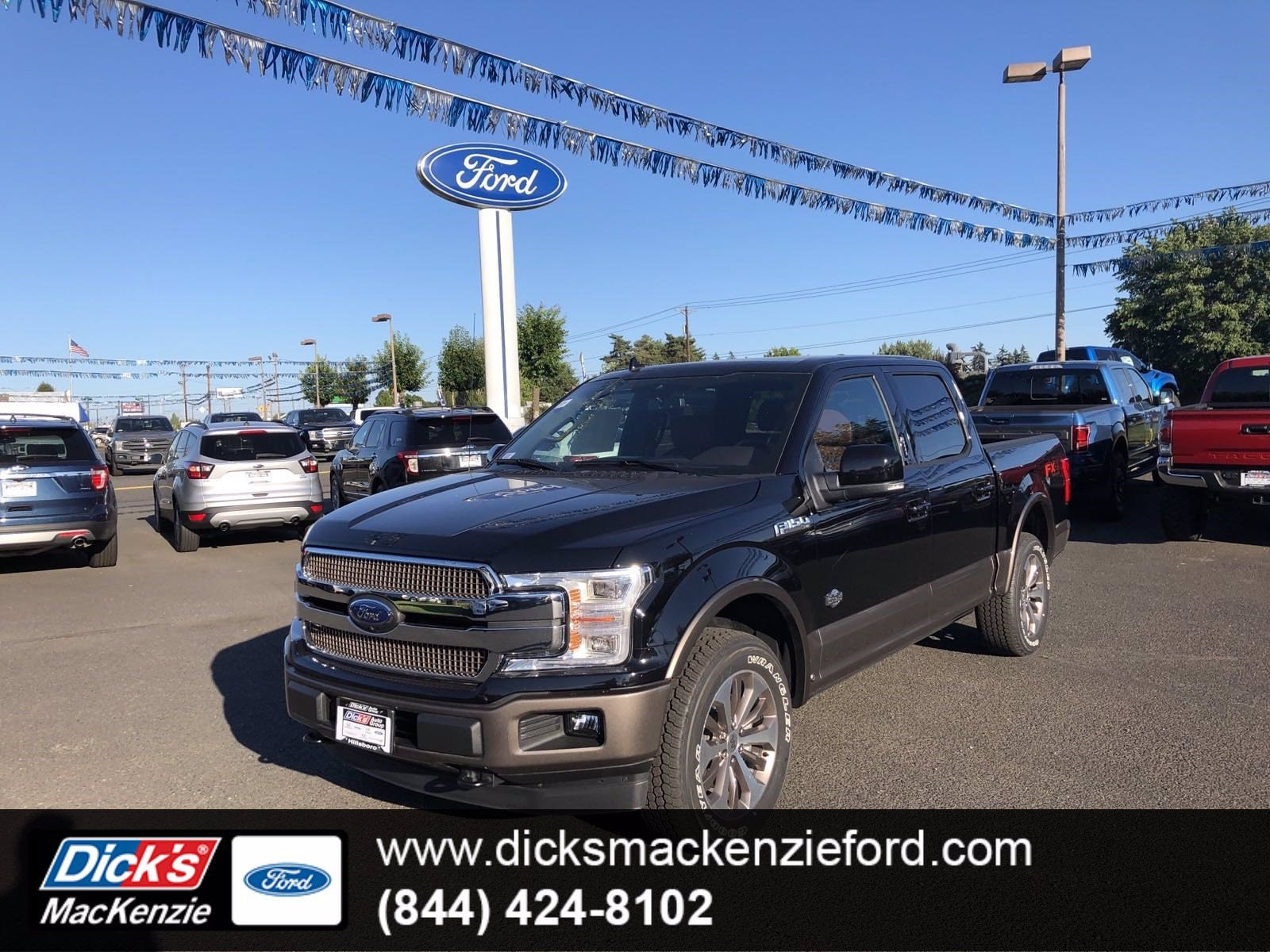 2020 Ford F-150 SuperCrew Cab 4x4, Pickup #209491T - photo 1
