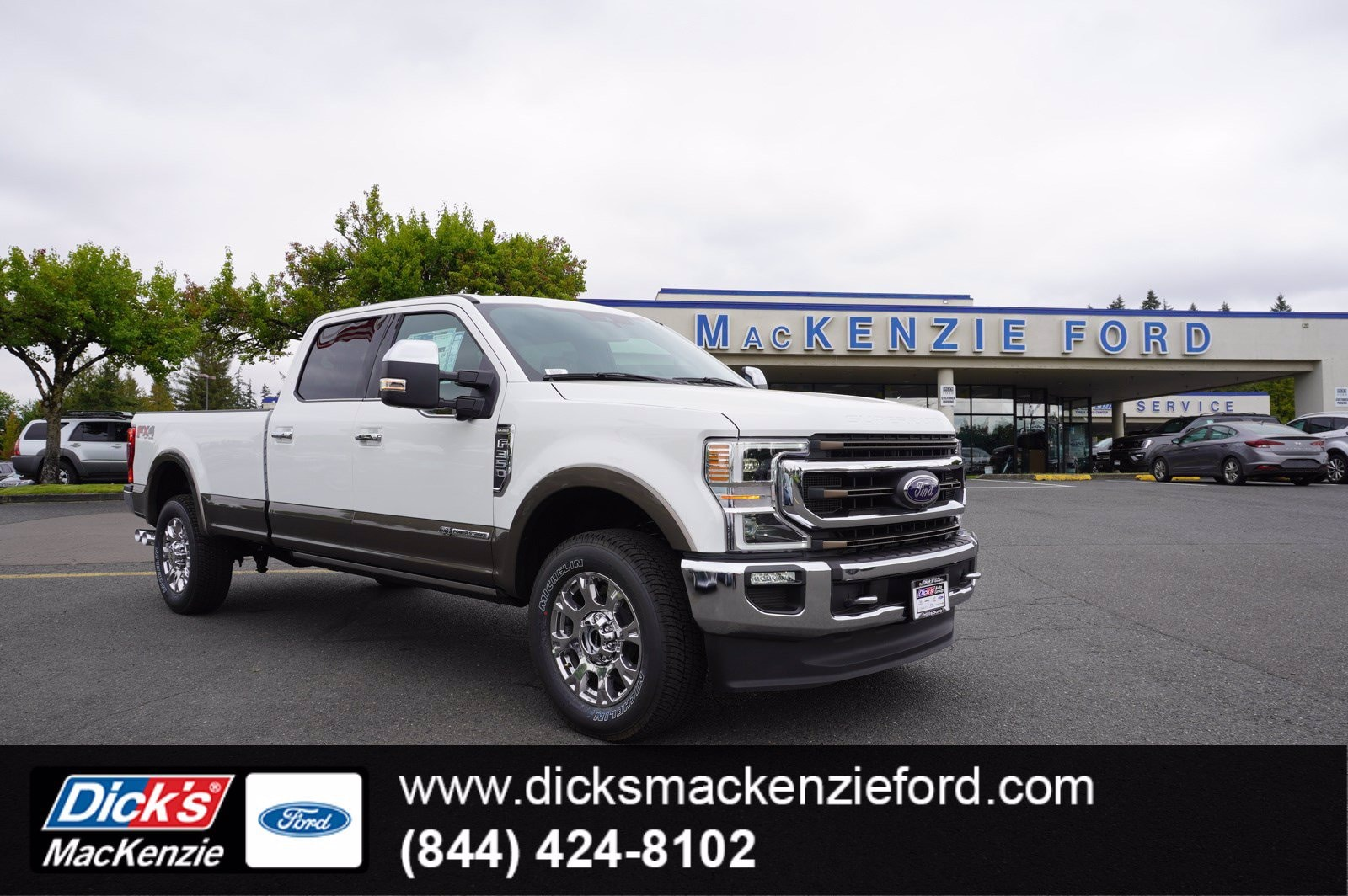 2020 Ford F-350 Crew Cab 4x4, Pickup #209525 - photo 1