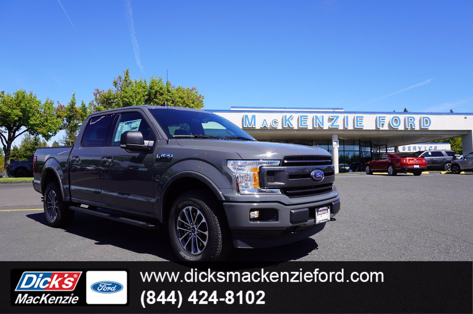 2020 Ford F-150 SuperCrew Cab 4x4, Pickup #209527T - photo 1