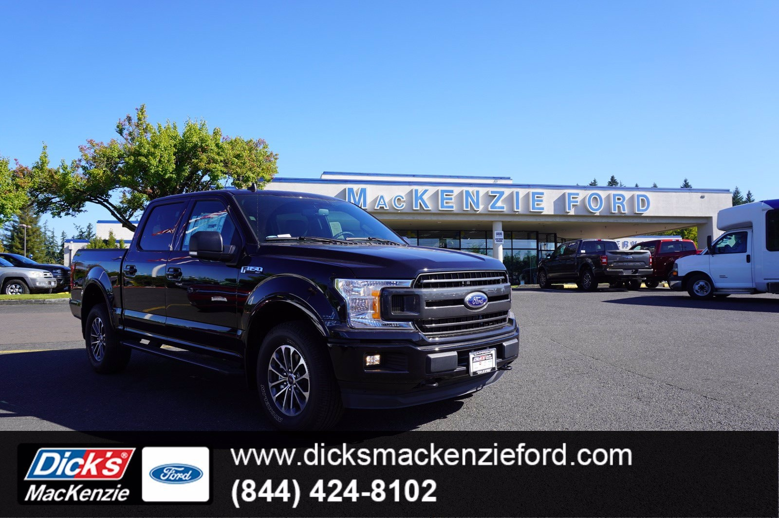2020 Ford F-150 SuperCrew Cab 4x4, Pickup #209530T - photo 1