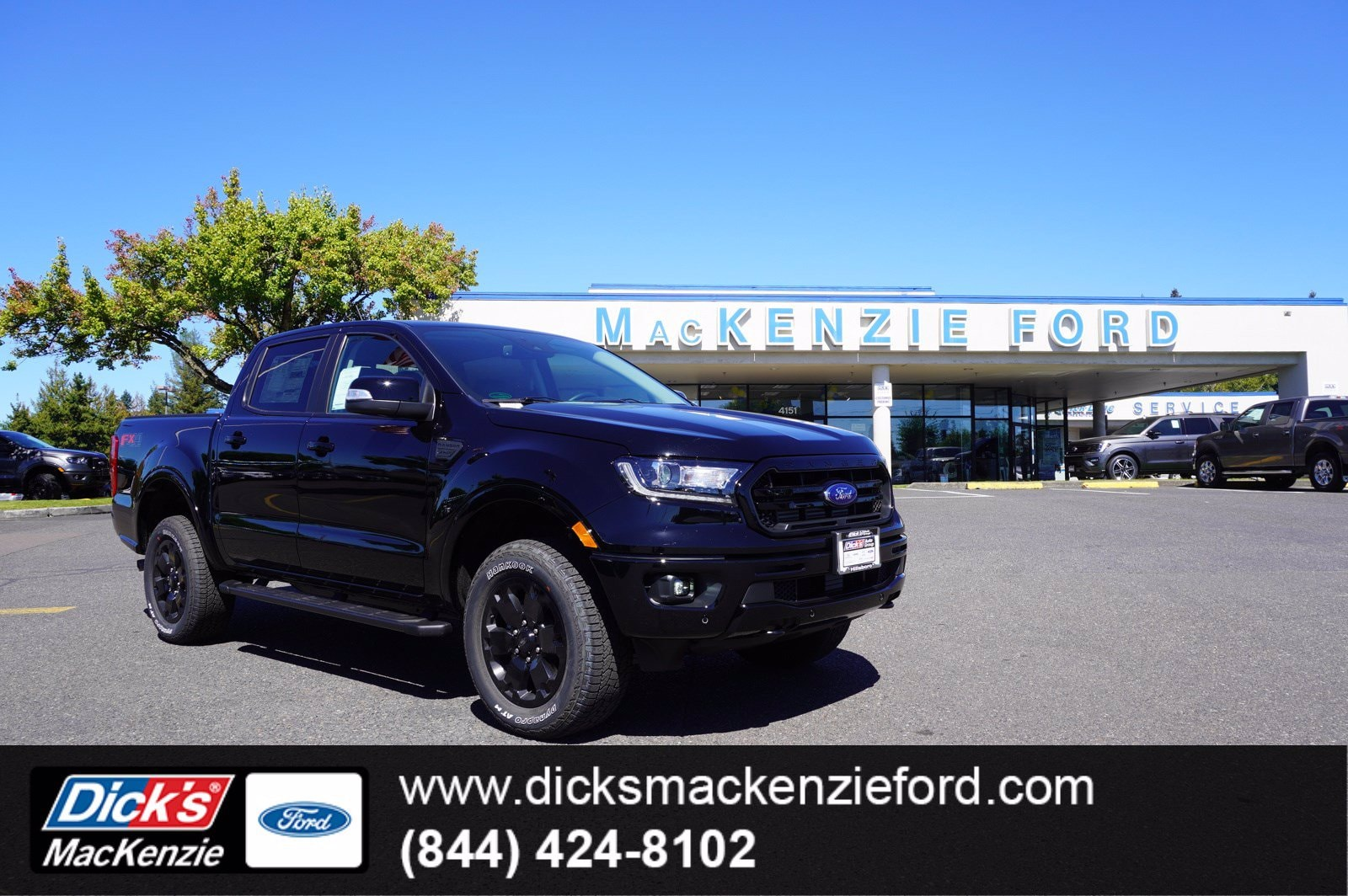 2020 Ford Ranger SuperCrew Cab 4x4, Pickup #209554 - photo 1