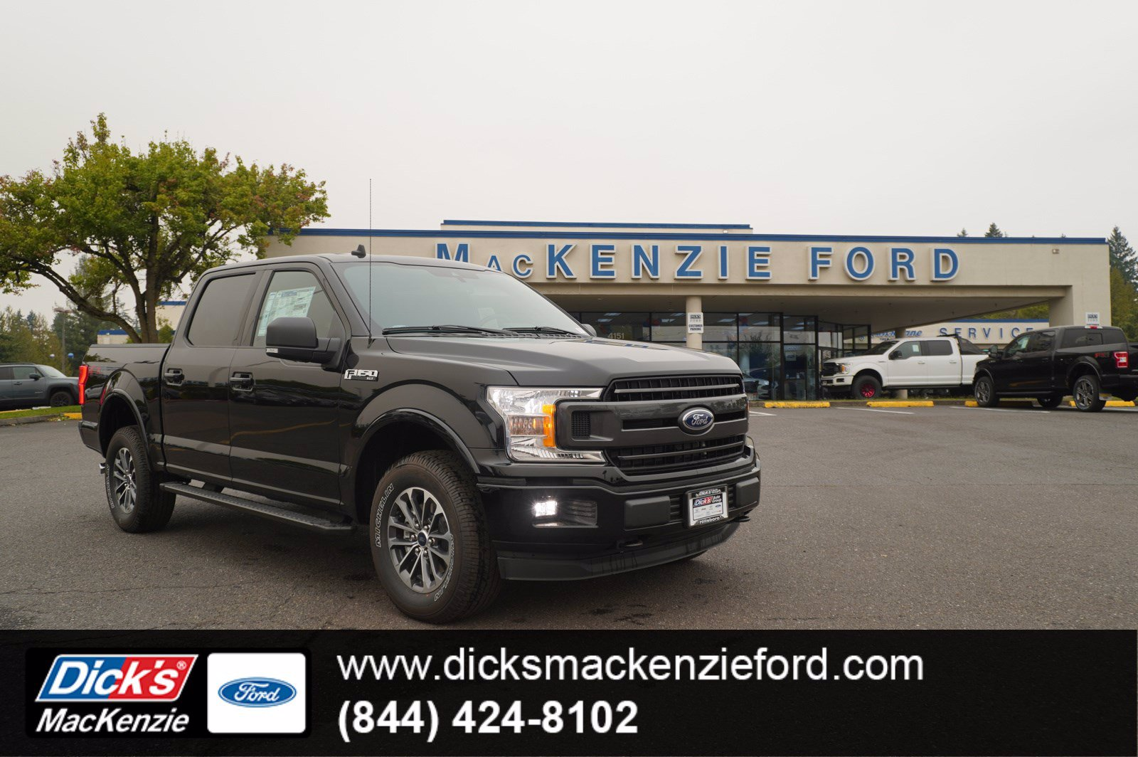 2020 Ford F-150 SuperCrew Cab 4x4, Pickup #209556 - photo 1