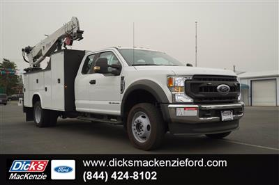 2020 Ford F-550 Super Cab DRW 4x4, Knapheide KMT Mechanics Body #209566 - photo 1