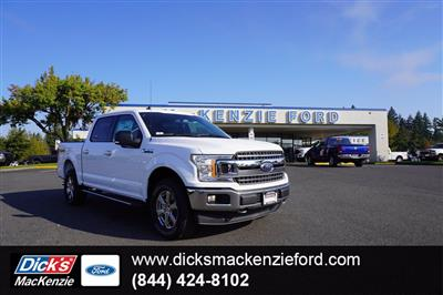 2020 Ford F-150 SuperCrew Cab 4x4, Pickup #209573 - photo 1