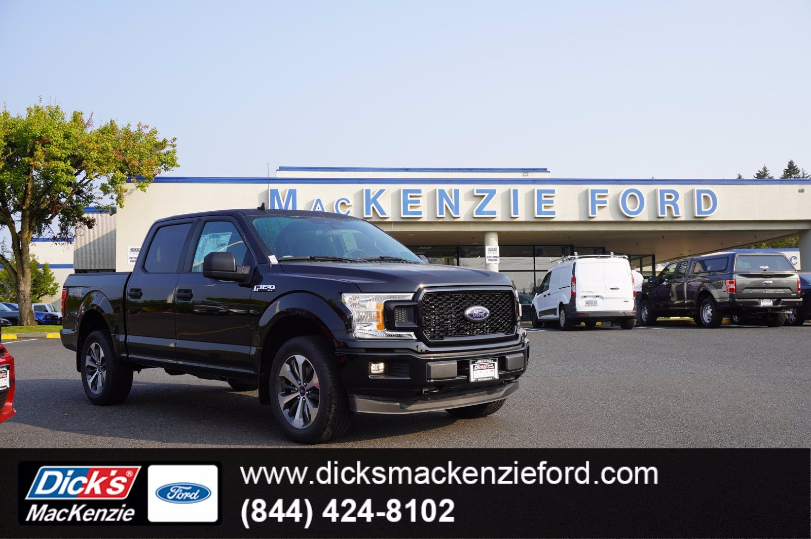 2020 Ford F-150 SuperCrew Cab 4x4, Pickup #209611 - photo 1