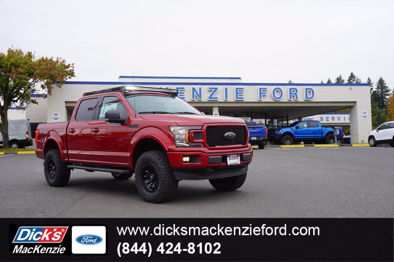 2020 Ford F-150 SuperCrew Cab 4x4, Pickup #209618T - photo 1