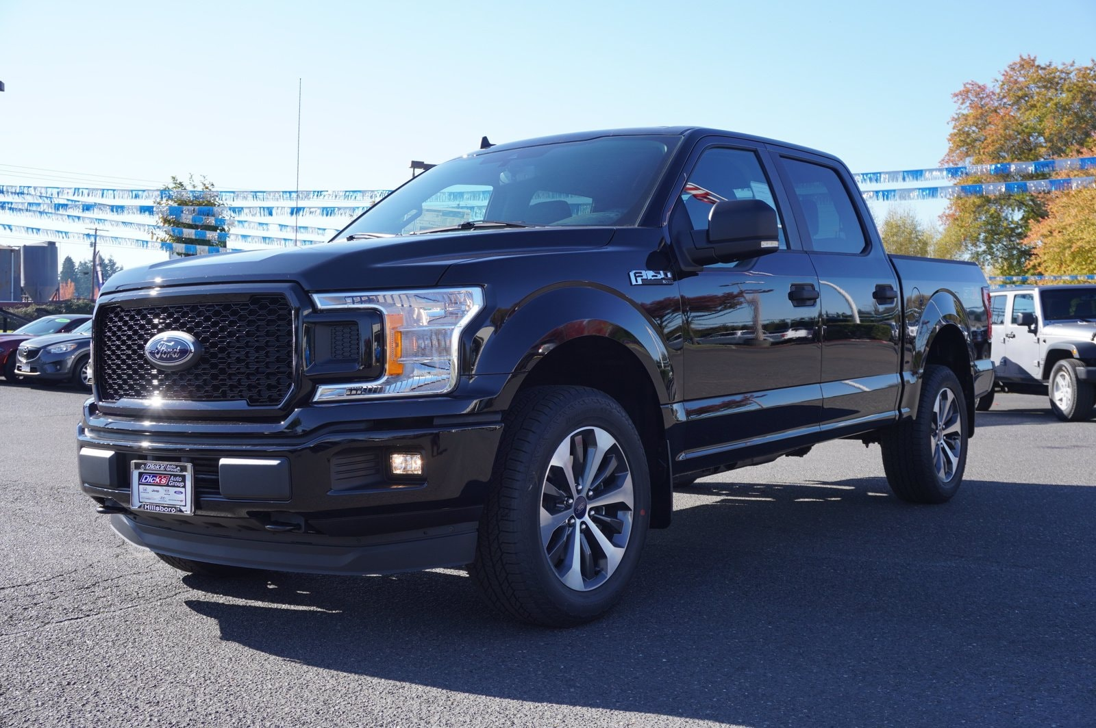 2020 Ford F-150 SuperCrew Cab 4x4, Pickup #209635T - photo 4