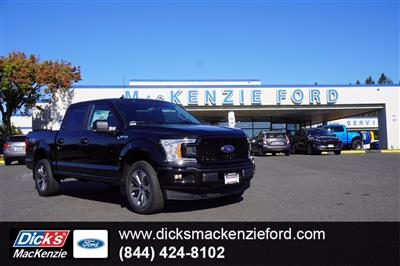 2020 Ford F-150 SuperCrew Cab 4x4, Pickup #209635T - photo 1
