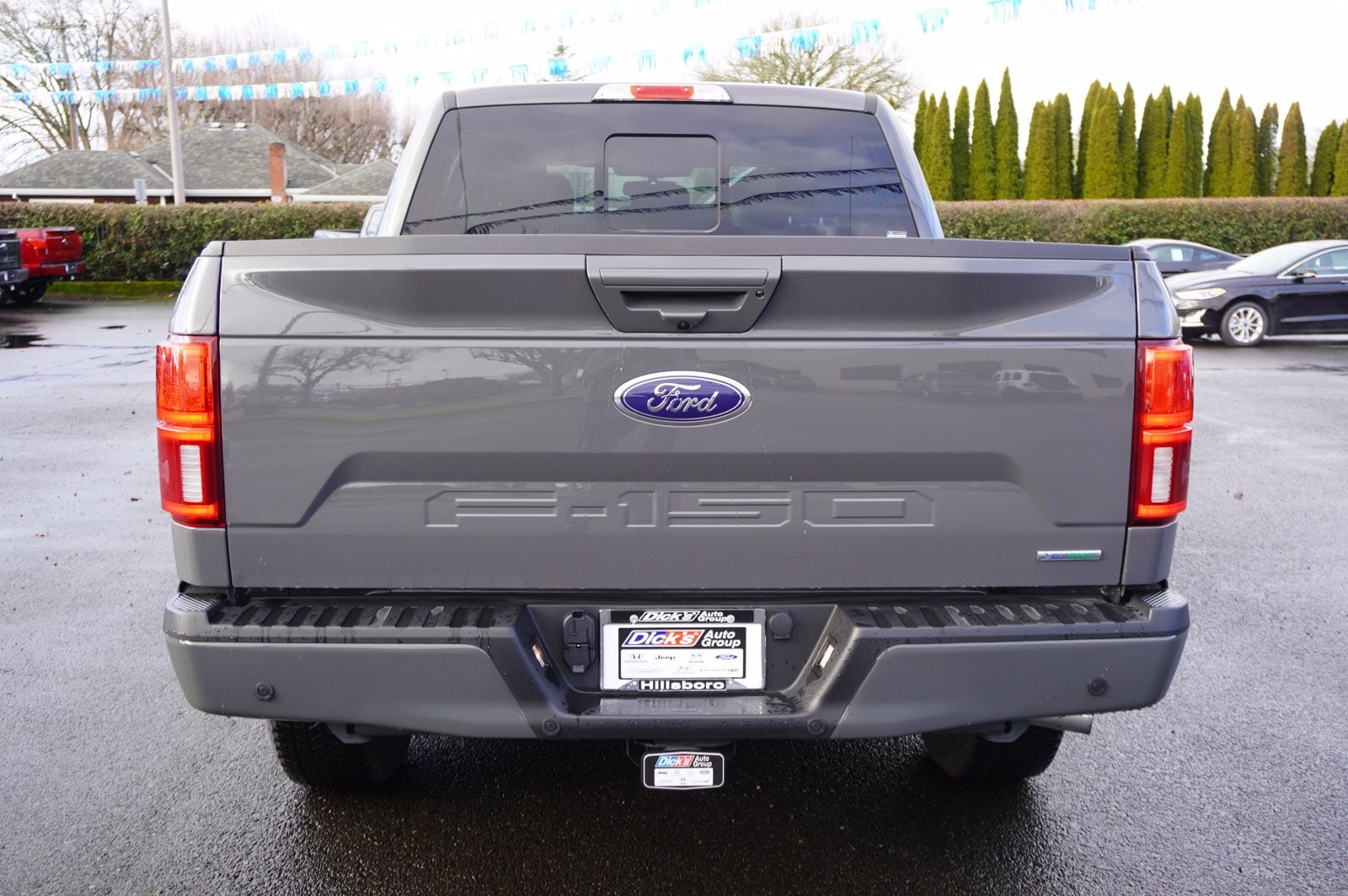2020 Ford F-150 SuperCrew Cab 4x4, Pickup #209690T - photo 1