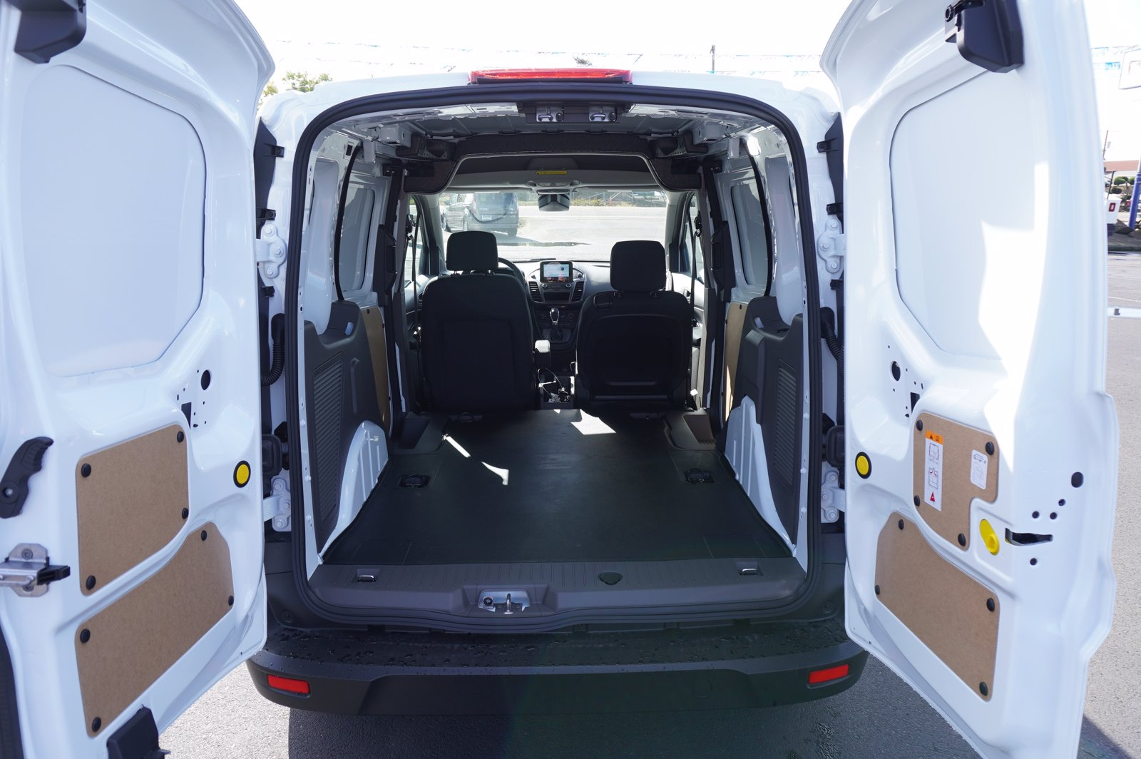 2021 Ford Transit Connect, Empty Cargo Van #218300 - photo 1