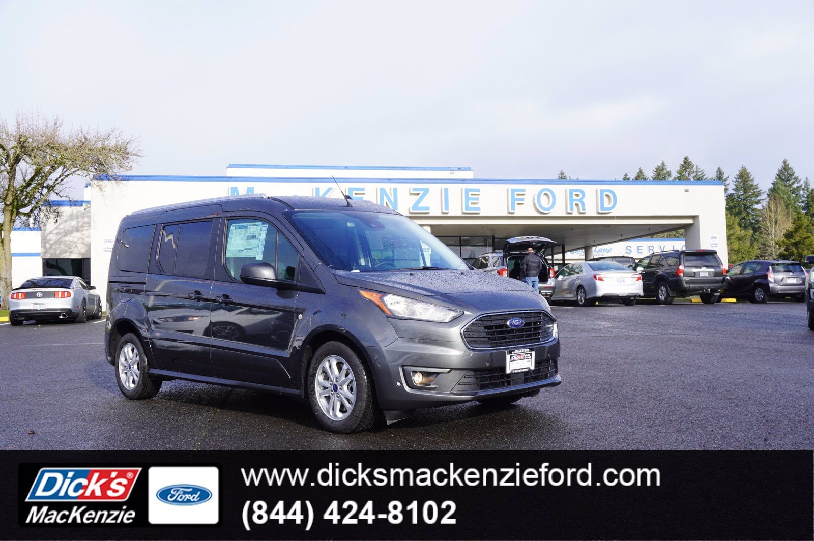 2021 Ford Transit Connect, Passenger Wagon #218301 - photo 1