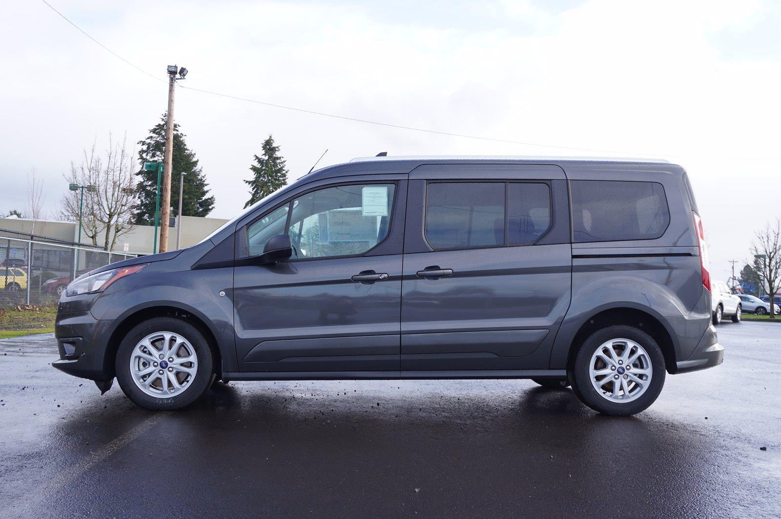 2021 Ford Transit Connect, Passenger Wagon #218301 - photo 5