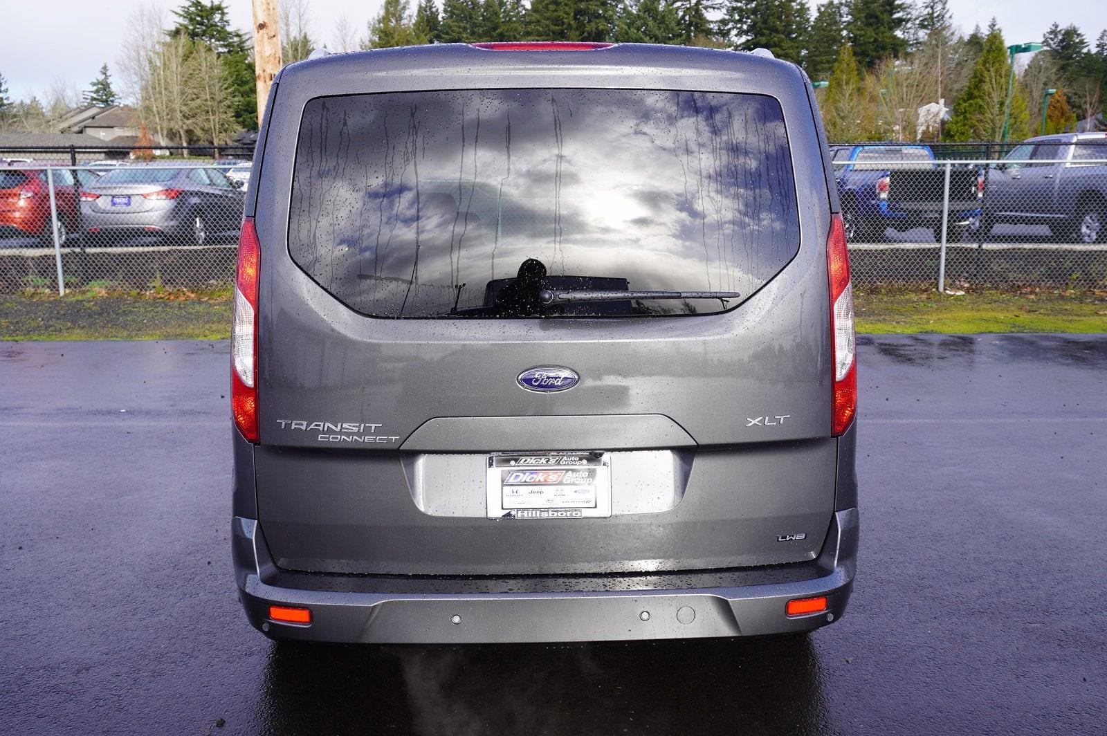 2021 Ford Transit Connect, Passenger Wagon #218301 - photo 6