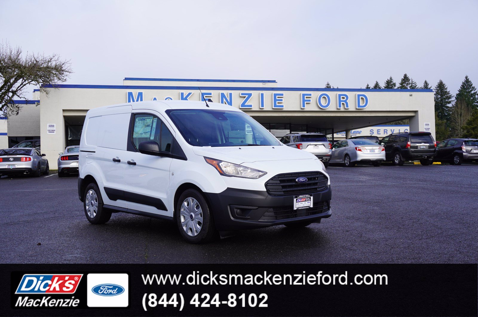 2021 Ford Transit Connect, Empty Cargo Van #218303 - photo 1