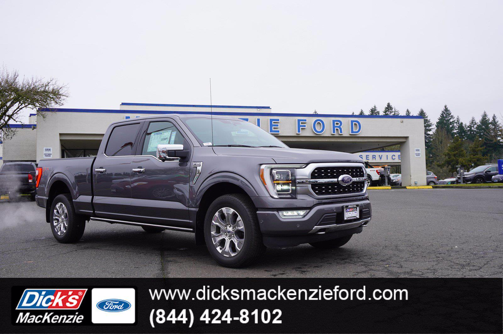2021 Ford F-150 SuperCrew Cab 4x4, Pickup #219300 - photo 1