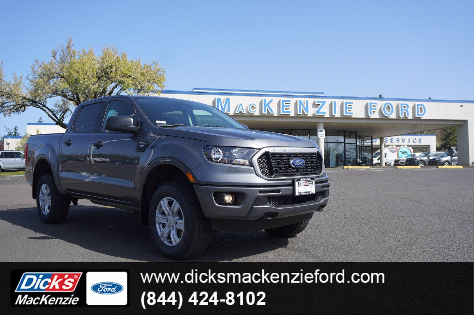 2021 Ford Ranger SuperCrew Cab 4x4, Pickup #219413 - photo 1