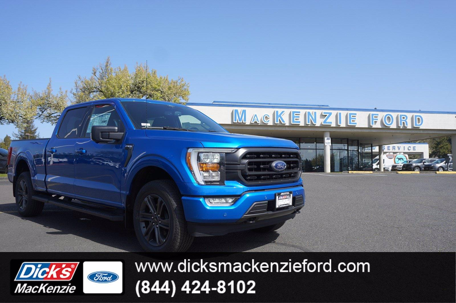 2021 Ford F-150 SuperCrew Cab 4x4, Pickup #219415 - photo 1