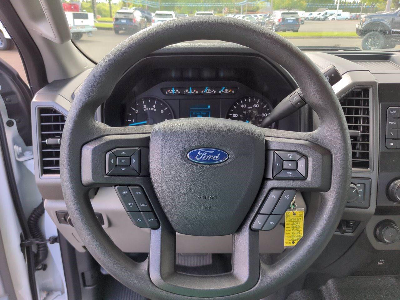 2021 Ford F-250 Super Cab 4x4, Scelzi Crown Service Body #219437 - photo 13