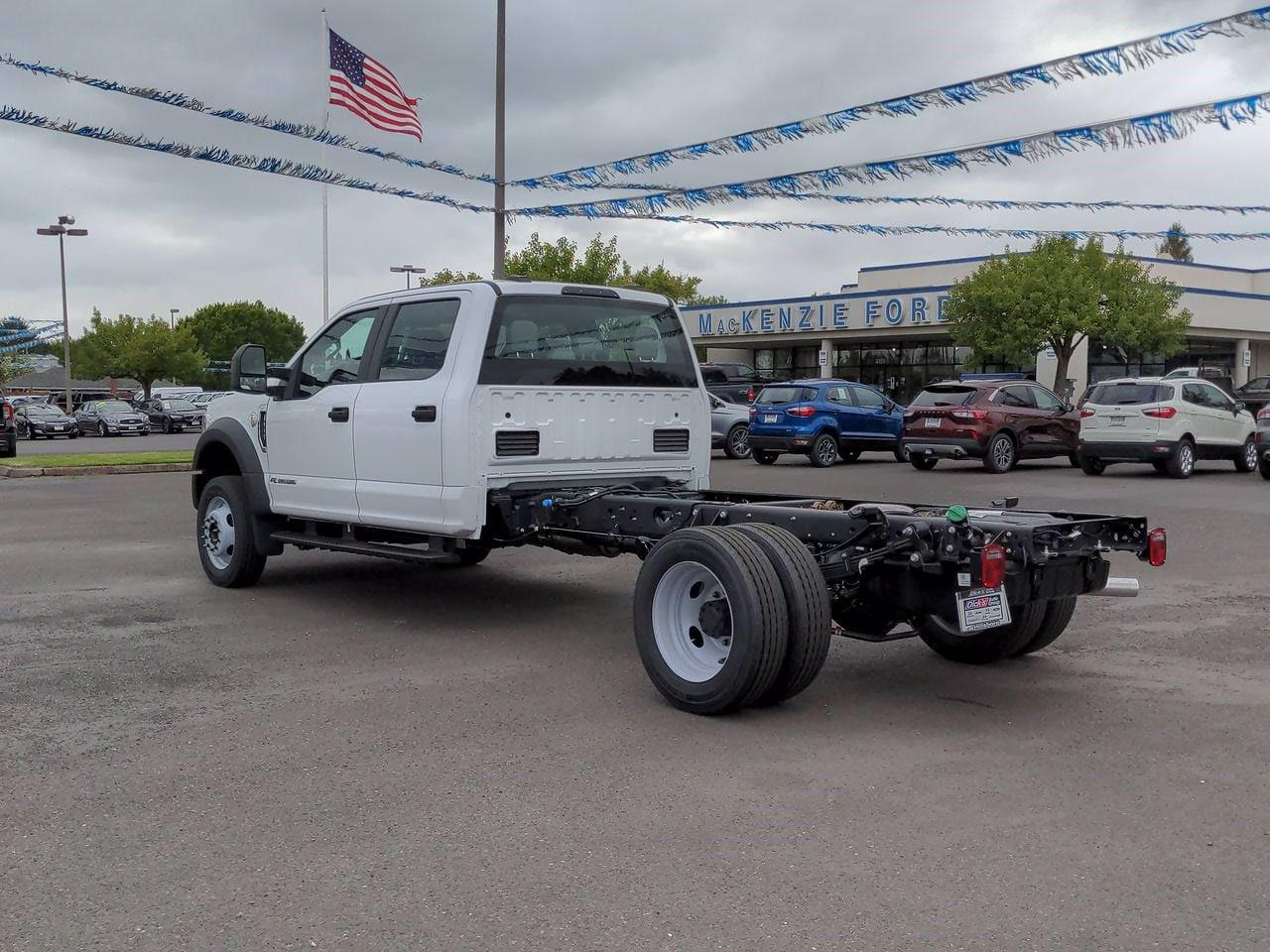 2021 Ford F-550 Crew Cab DRW 4x4, Cab Chassis #219465 - photo 1