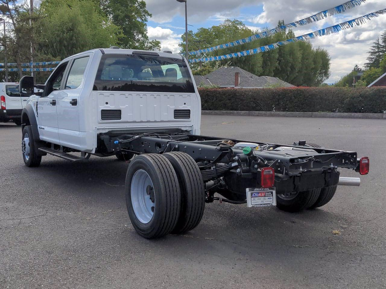 2021 Ford F-550 Crew Cab DRW 4x4, Cab Chassis #219470 - photo 1