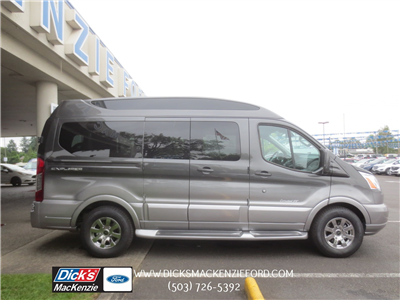 2017 Transit 150 Low Roof,  Passenger Wagon #278740 - photo 1