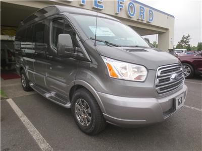 2017 Transit 150 Low Roof,  Passenger Wagon #278740 - photo 5
