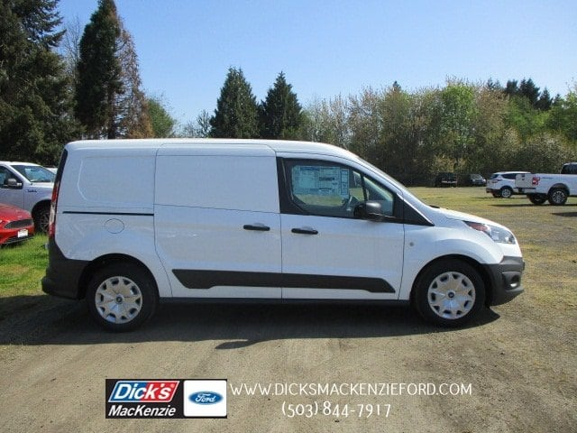2017 Transit Connect 4x2 Empty Cargo Van 278742