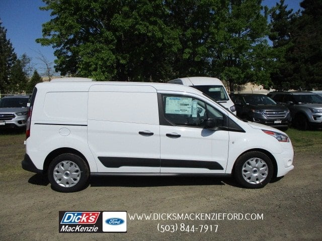 2017 Transit Connect 4x2 Empty Cargo Van 278745