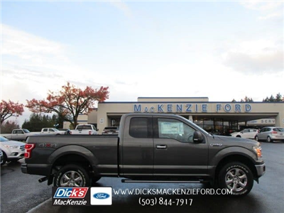 2018 F-150 Super Cab 4x4,  Pickup #289528 - photo 1