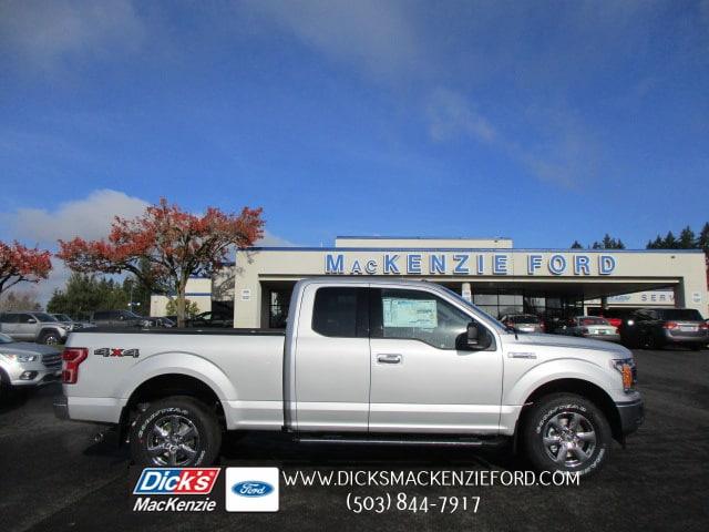 2018 F-150 Super Cab 4x4,  Pickup #289535 - photo 1