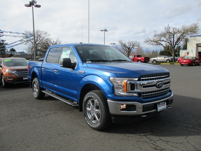 2018 F-150 SuperCrew Cab 4x4,  Pickup #289559 - photo 3
