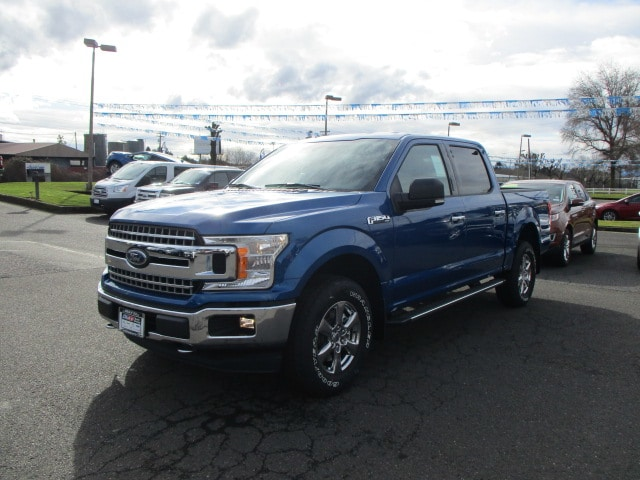 2018 F-150 SuperCrew Cab 4x4,  Pickup #289559 - photo 5