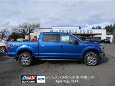 2018 F-150 SuperCrew Cab 4x4,  Pickup #289559 - photo 1